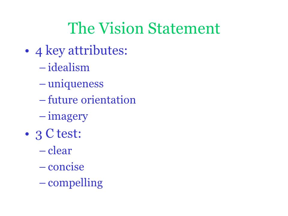 understanding the vision statement of airtel Corporate vision is a short, succinct, and inspiring statement of what the organization intends to become and to achieve at some point in the future, often stated in competitive terms.