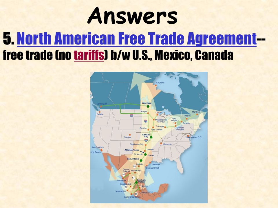 north american free trade agreement The north american free trade agreement's history began in 1980 its purpose is to reduce trading costs, increase business investment and help north america be more competitive in the global marketplace the agreement is between canada, the united states, and mexico.