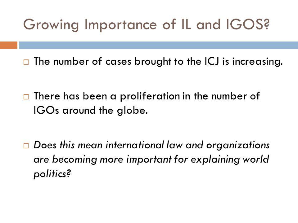 importance of international law pdf