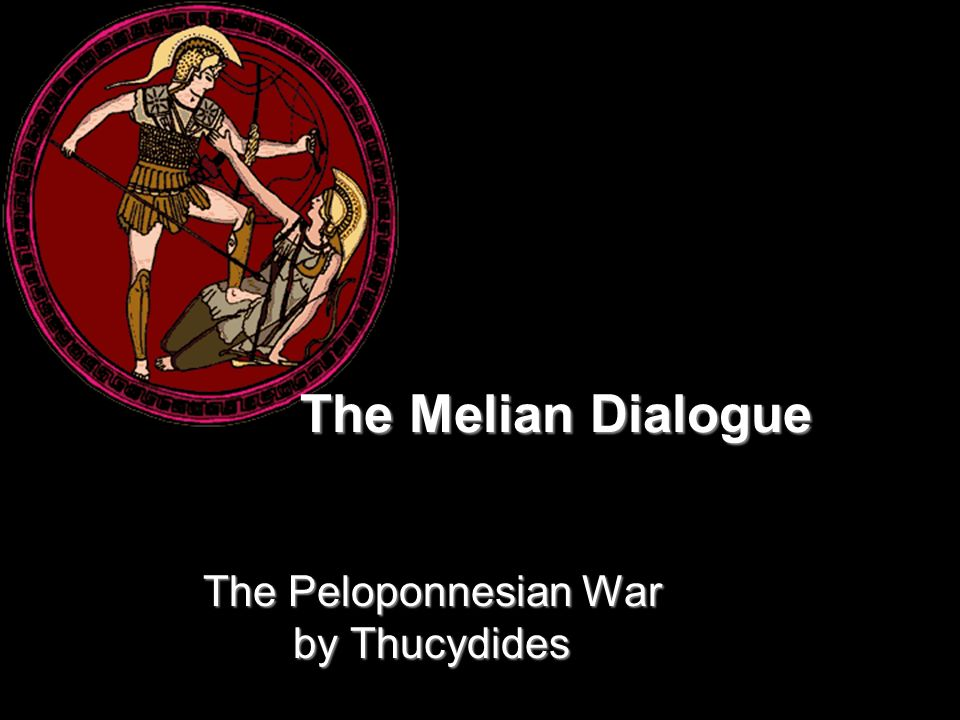 the peloponnesian war and its lessons