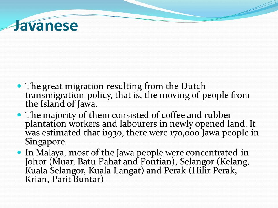 migration similarities of island people Of course, there are important cultural similarities and connections between britain, ireland and continental europe, reflecting intimate contacts and undoubtedly the movement of some people, but.