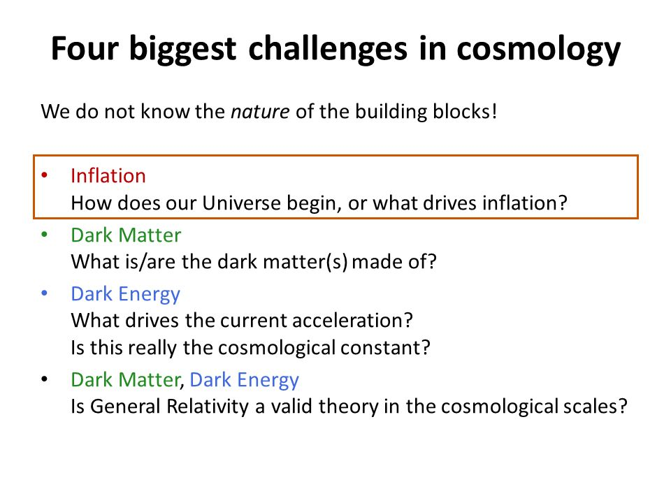 """an analysis of dark matter in cosmological theory The idea that dark energy and dark matter aren't needed radical dark matter theory prompts robust """"but from the behavior of matter on cosmological."""