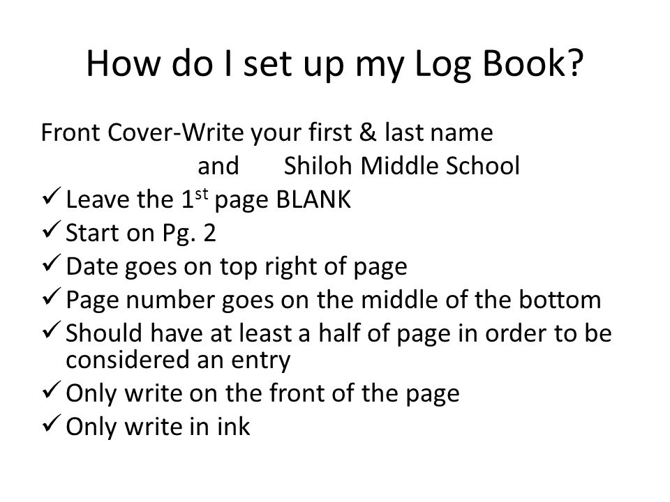 where do i put my name on a book report Check with your teacher for their listed specific requirements, but it wouldn't hurt to name the title of the book and its author, along with perhaps the publishing date.