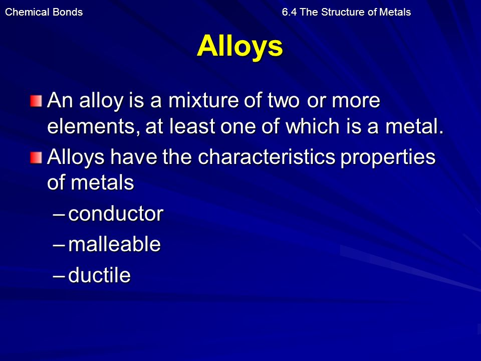 Chapter 6 Chemical Bonds. - ppt download