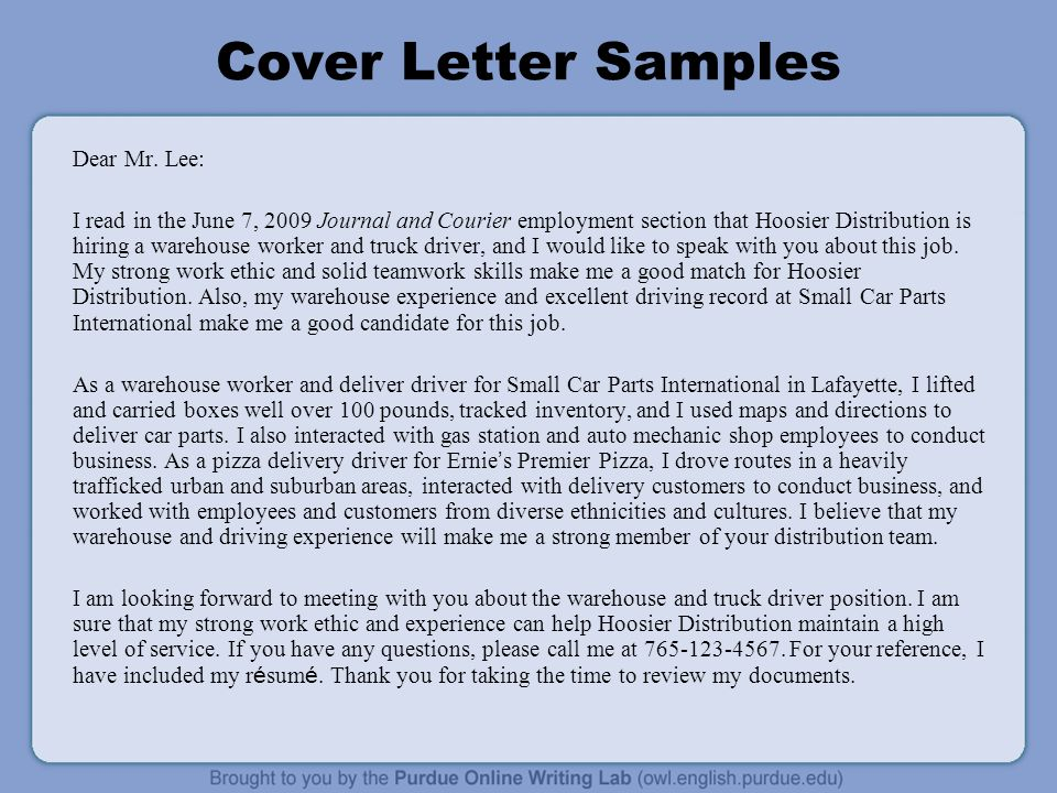Cover letter workshop rationale welcome to the workone for Strong work ethic cover letter
