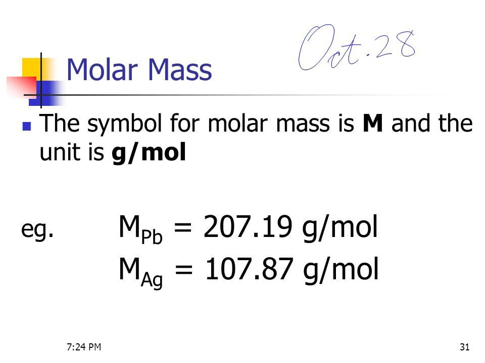 Pictures Of Molar Mass Chemistry Kidskunstfo