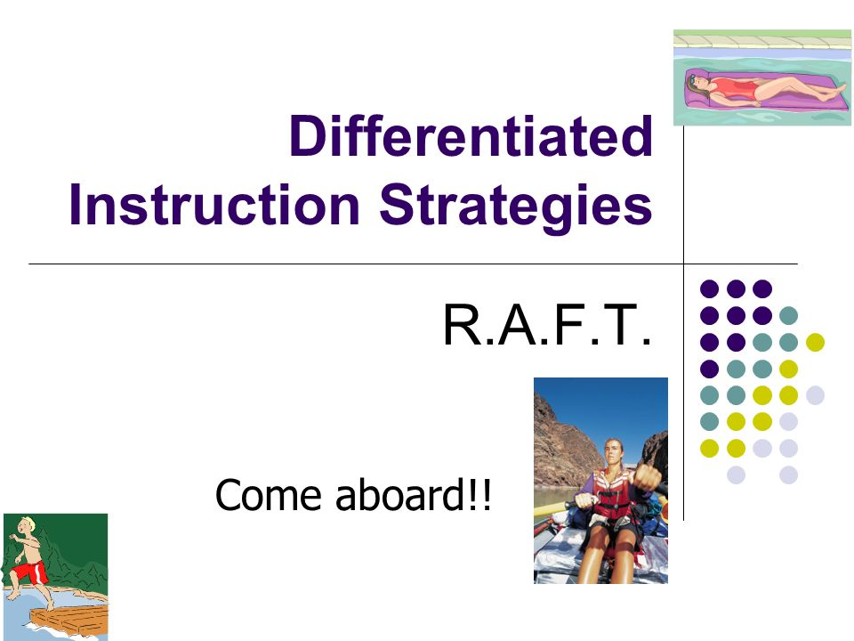 Differentiated Instruction Strategies Ppt Video Online Download