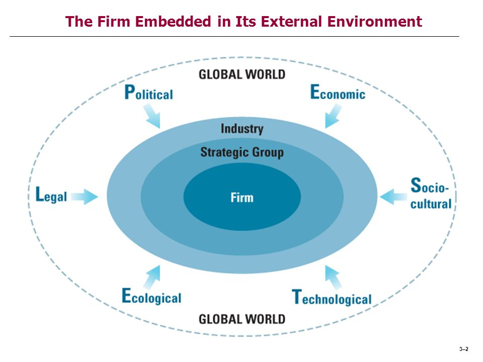 external global environment of louis The second type of external environment is the indirectly interactive forces these forces include sociocultural, political and legal, technological, economic, and global influences these forces include sociocultural, political and legal, technological, economic, and global influences.