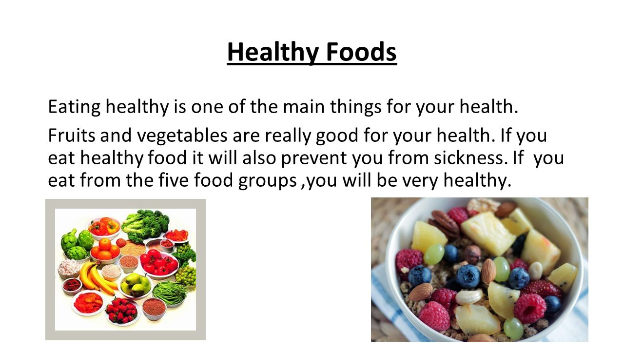 essay on eat healthy to stay healthy Conclusion: living a healthy diet for the rest of your life posted on october 6, 2009 november 30, -0001 by eathealthier the more we eat healthy.