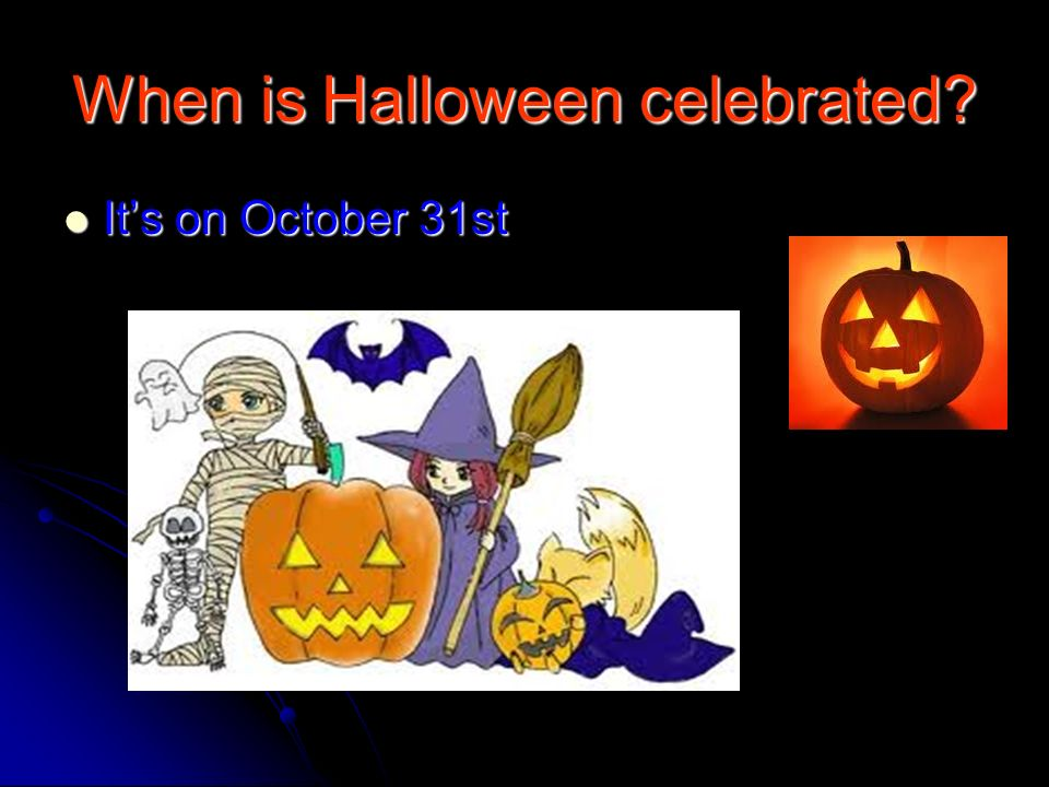 HALLOWEEN By Lidia and Mireia. - ppt download