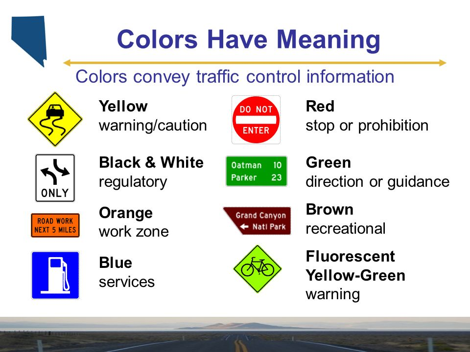 Unit 2 Signs Signals And Roadway Markings Ppt Video