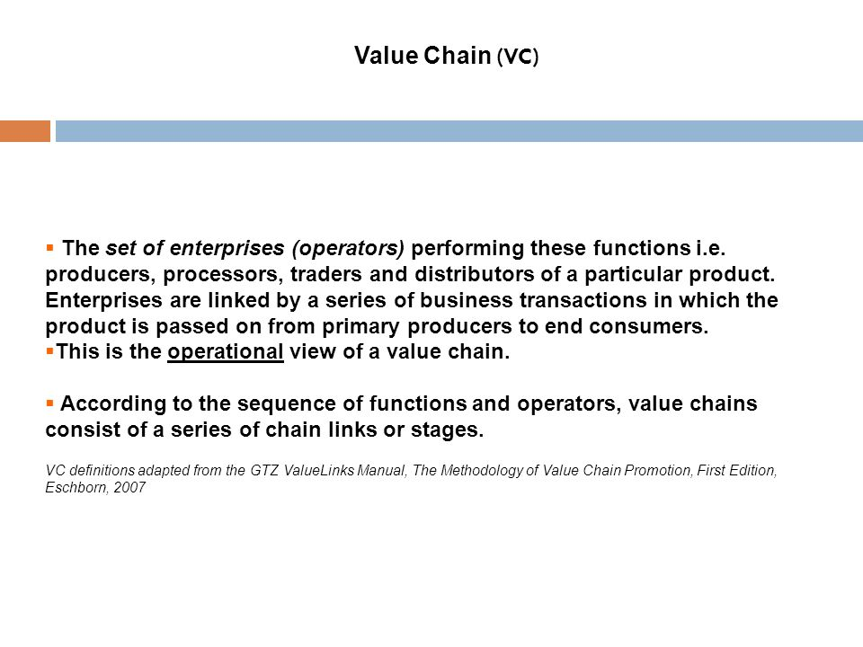 an introduction to the analysis of value chain analysis Competitive analysis of industries: the value chain in healthcare  and non- business backgrounds with a solid introduction to the economic.