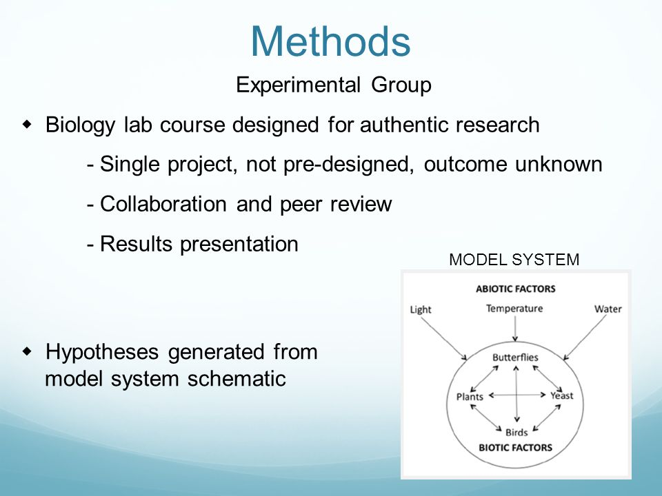 biology coursework experimental setups Scientific experimentation - biology  experimental setup, results, conclusions and references  documents similar to cn225 coursework instructions.