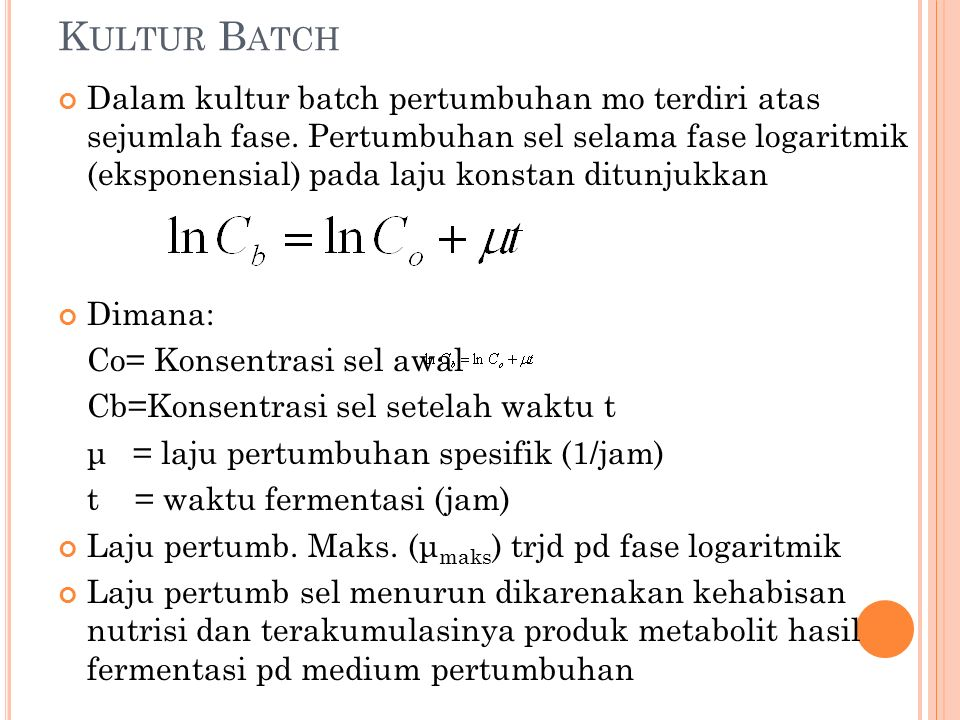 Extraction and fermentation ppt video online download 73 kultur ccuart Gallery