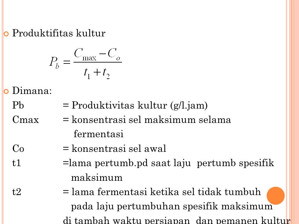 Extraction and fermentation ppt video online download 78 produktifitas ccuart Gallery