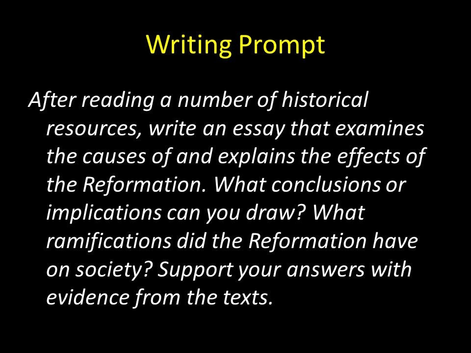 the protestant reformation original source susan m pojer ppt 2 writing
