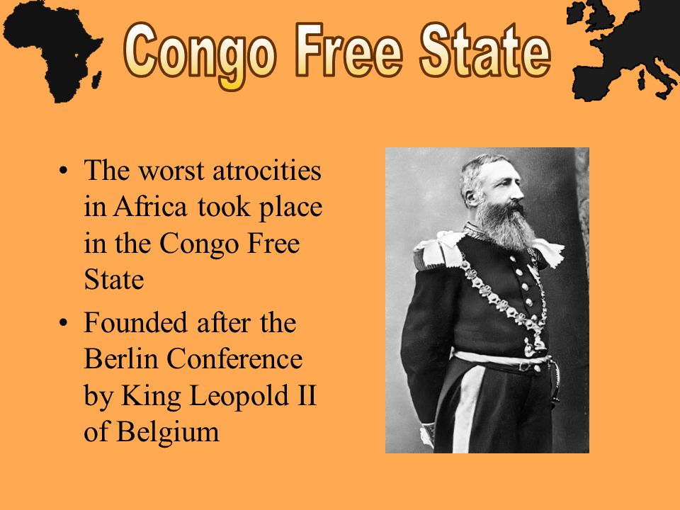 the atrocities of the congo essay The democratic republic of the congo essay example the congo is an african country ruined by european imperialism it was taken over by king leopold ii of belgium in 1885 in 1908 the congo would become known as the belgian congo during leopold's rule in the congo he was accused of enslaving the congolese and killing 10 million of them.