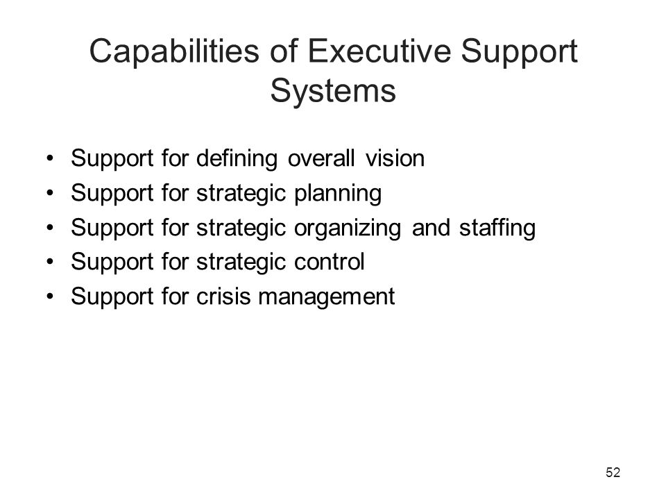 strategic planning support systems In 2015 a system strategic planning committee composed of community  volunteers  maine medical center's 2017-2019 strategic plan supports that  common.