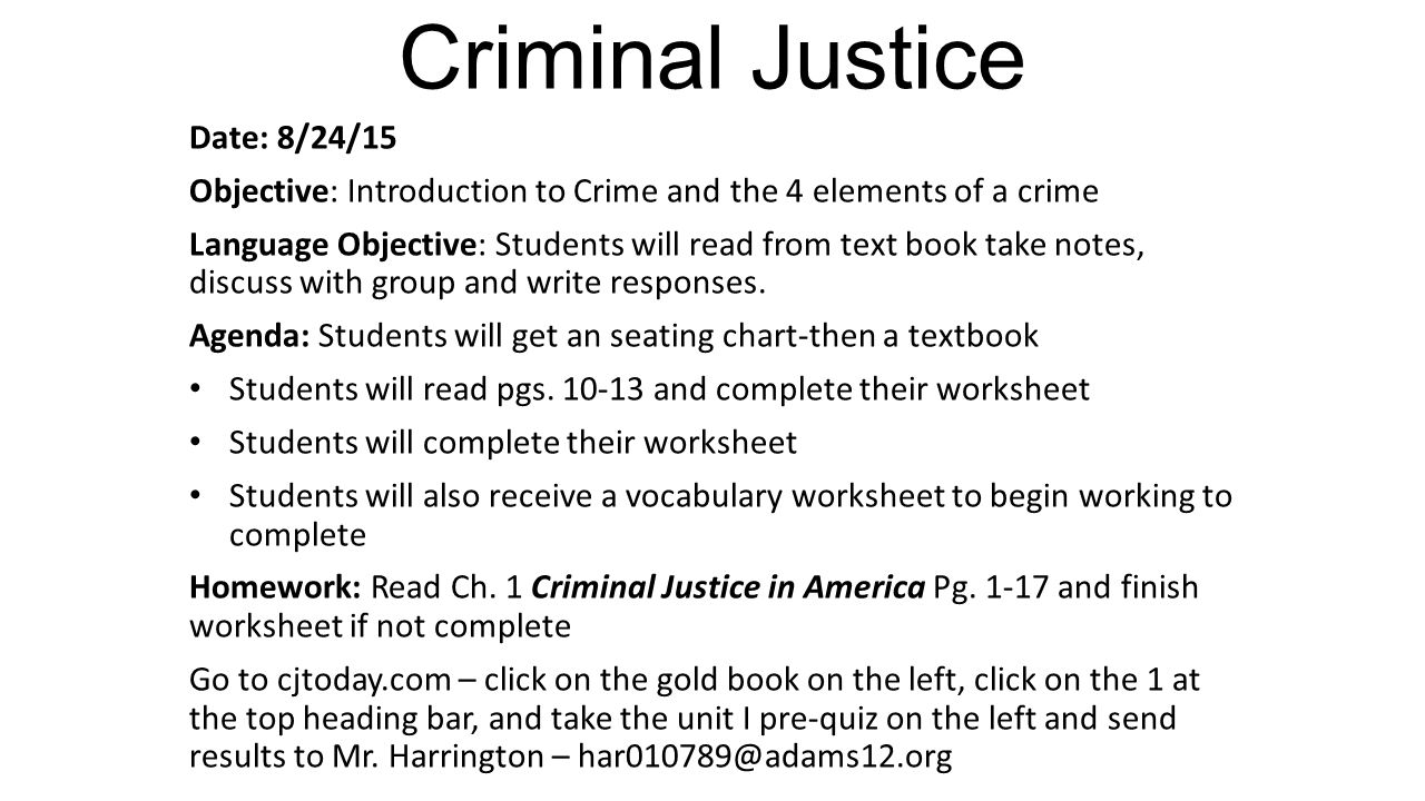 criminal law essay introduction Essay about criminal law: spaced essay research paper on art directors argument essay introduction requirements nationalism thematic essay us history dream.
