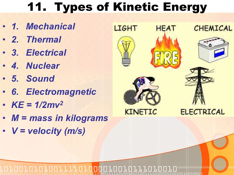 kinetic energy and velocity have what kind of relationship