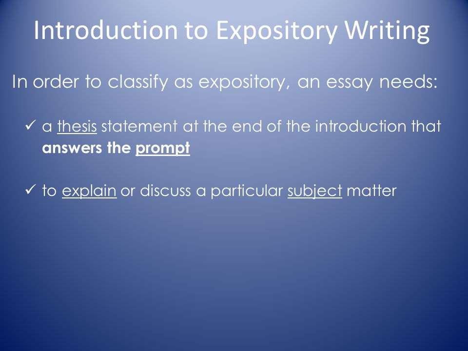Subject matter of technical writing and literary writing prompts