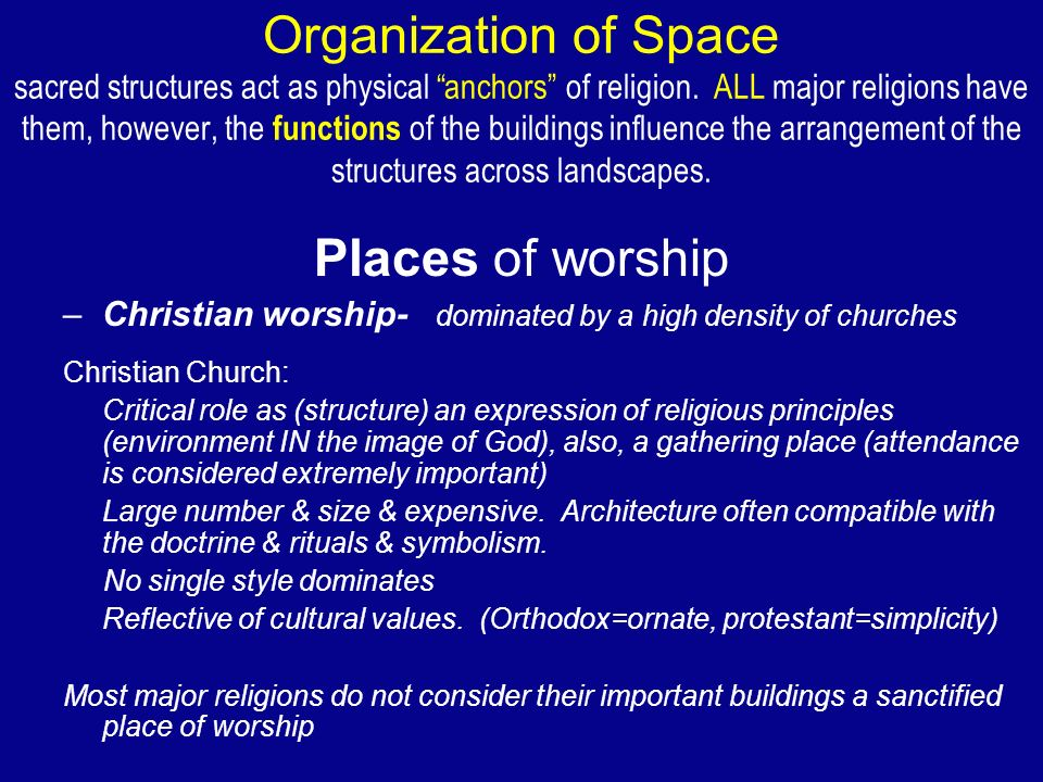 Chapter Religion Ppt Download - All major religions