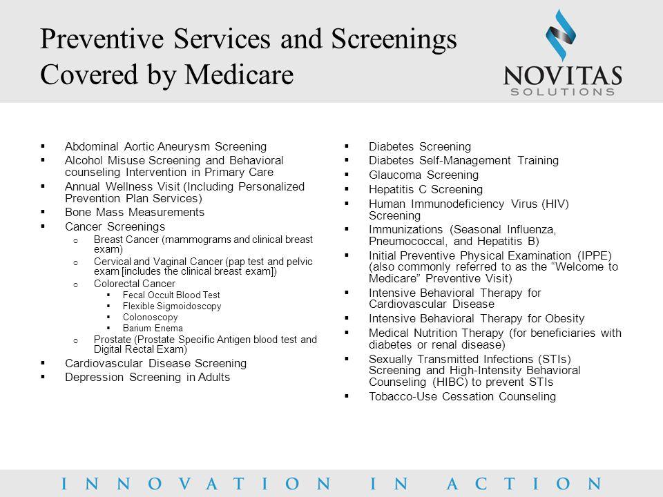 Medicare Updates MD AAHAM November 20, ppt download