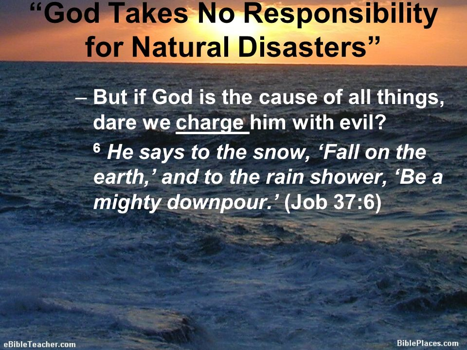 gods responsibility for the fall of God's responsibility for the fall of man within literature, an unofficial definition for human wrongdoing has been connected to adam and eve's expulsion from eden.