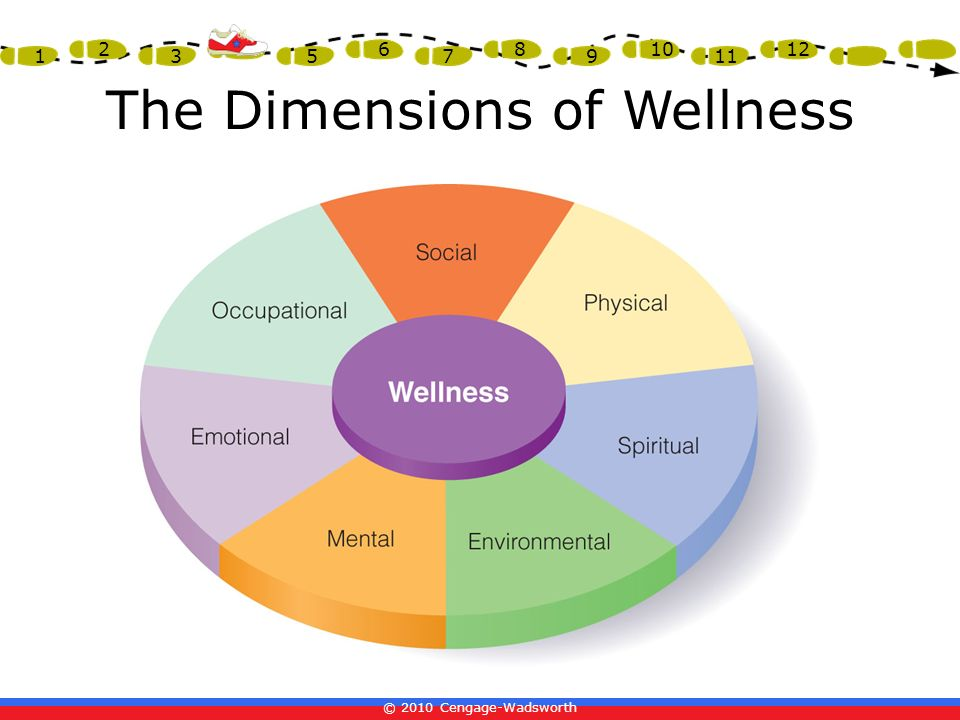 The Dimensions of Wellness