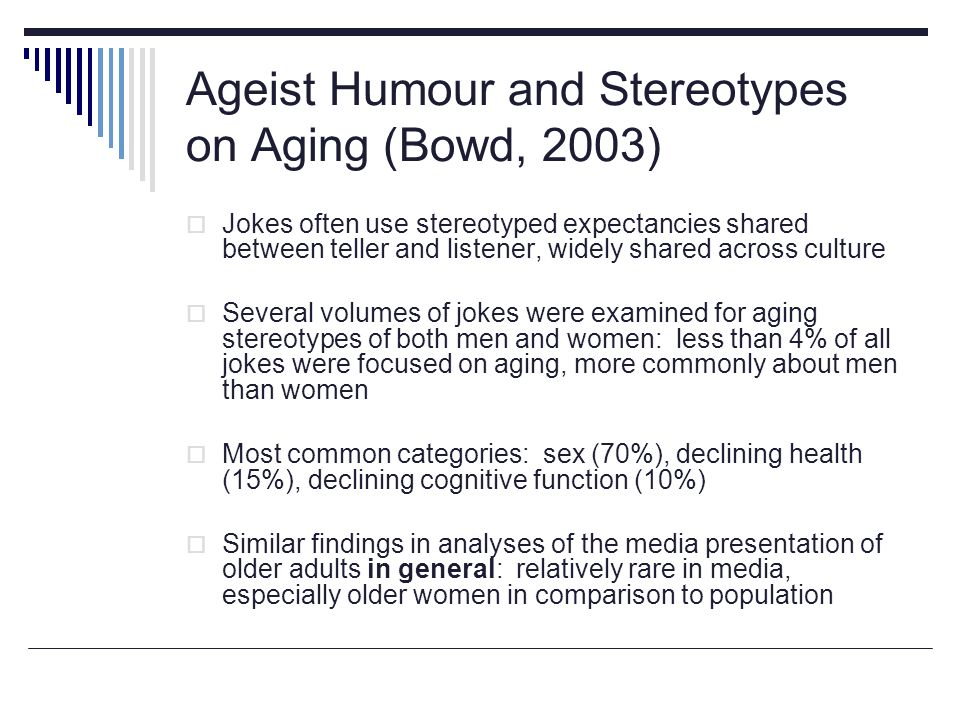 questionnaire on age and stereotyping social The history of sociology is grounded in social and ideological age stereotyping is analyzed as well groups through social movements questions the.