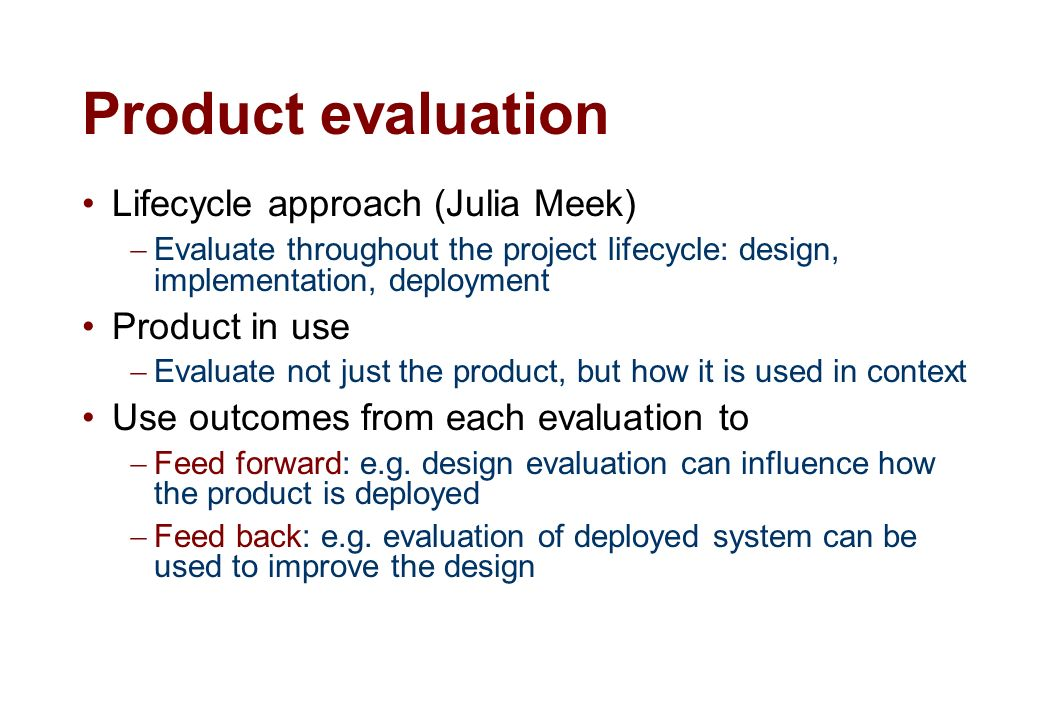 A Simple Cost Evaluator For Product Design
