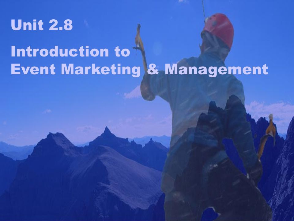 intro to management unit 2 Introduction school business managers fulfil complex and ever-changing roles  as such, they need to commit to their professional learning on an ongoing basis, .