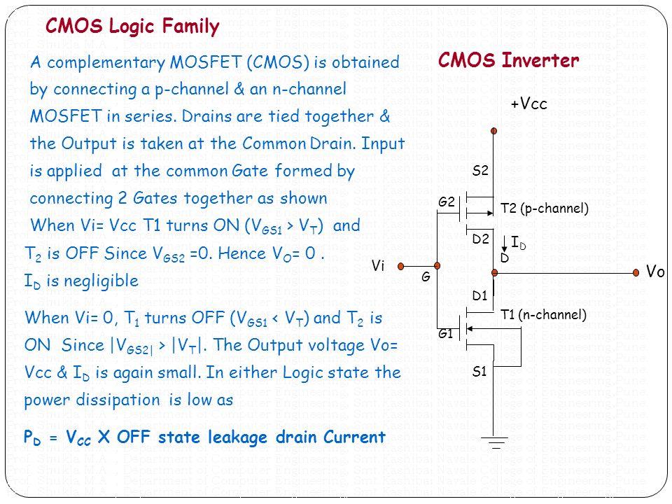 unit 2 logic families