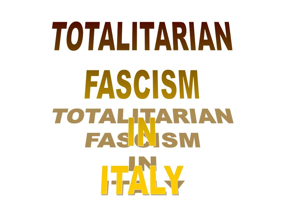 communism fascism and nazism three types of totalitarian government systems Fascism, nazism, and religion when it comes to religion, both similarities and differences exist the most important similarity can be found in the fact that theoretically, neither fascism nor nazism can ever embrace religion since it claims – just like the two ideologies – the whole of an individual.