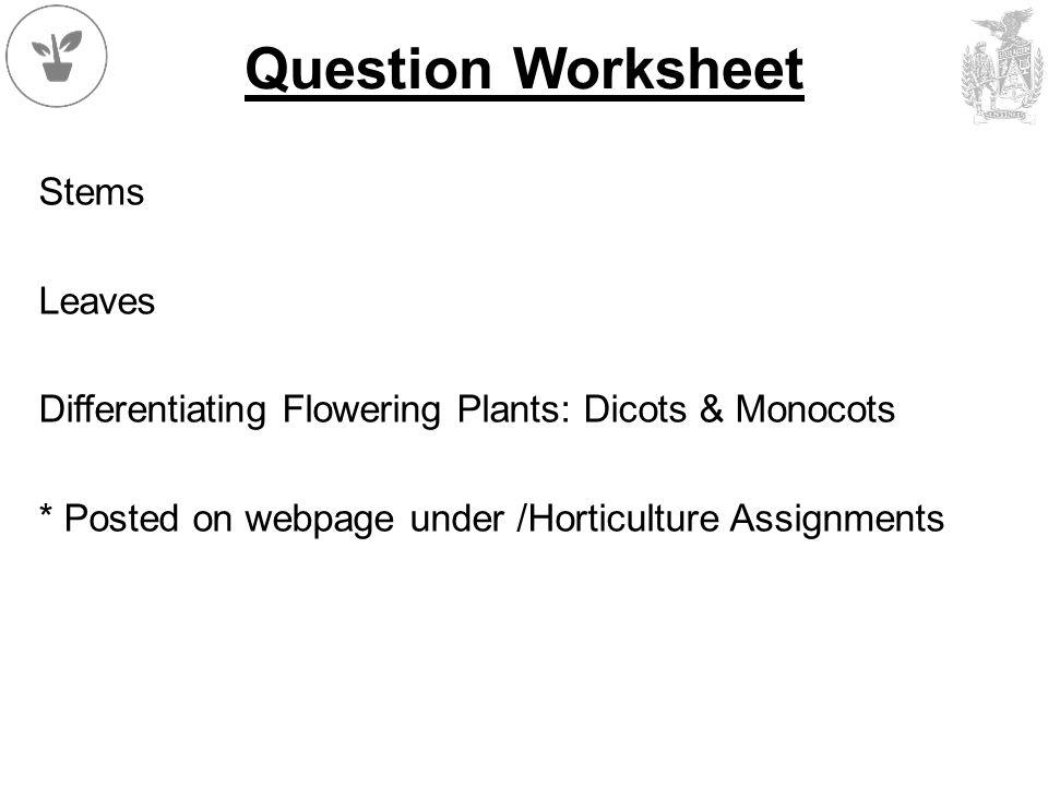 Horticulture 23 Oct Ppt Video Online Download