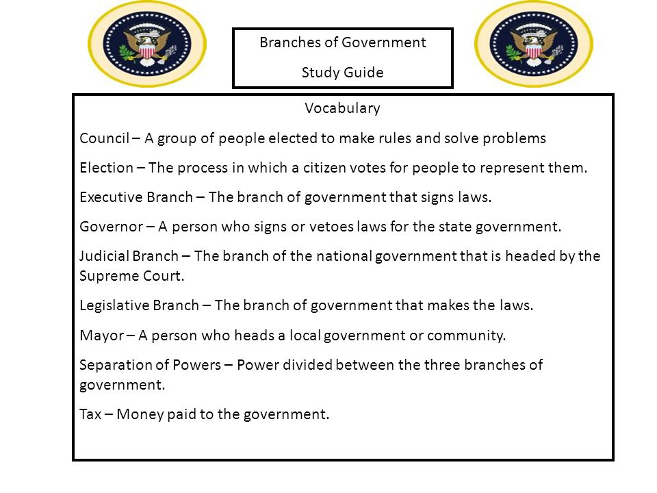 Branches of Government ppt video online download – Three Branches of Government Worksheet