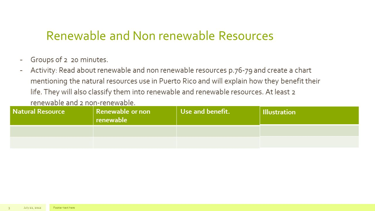 renewable essay The importance of renewable energy essay sample many modern countries are relying heavily on nonrenewable resources nowadays one common example of nonrenewable resources is fossil fuel.