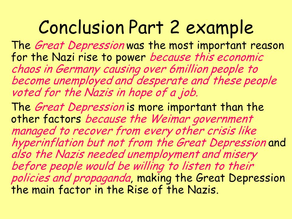 new deal conclusion You have not saved any essays roosevelt's new deal was successful the new deal was used to refer to u roosevelt's program to solve the economic problems created by the great depression of the 1930s however, the new deal didn't end the depression, but it did relieve much economic hardships and.