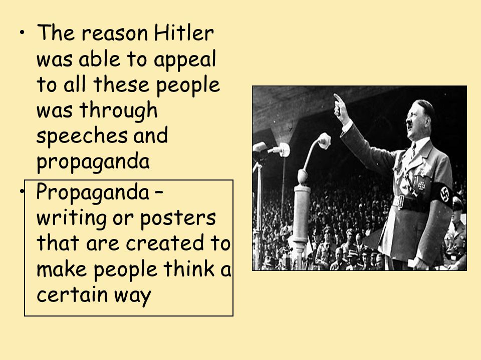 propaganda speech essay 03102017 propaganda is the spreading of information and ideas to advance a cause or discredit an opposing cause what is propaganda  persuasive writing and speech.