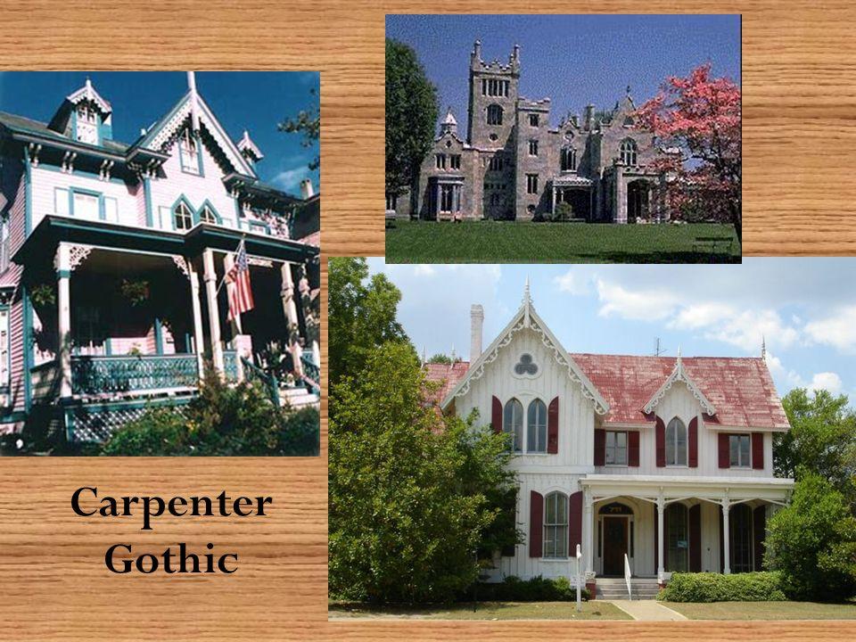 Carpenter Gothic Home Plan Watkins The Craftsman Prairie