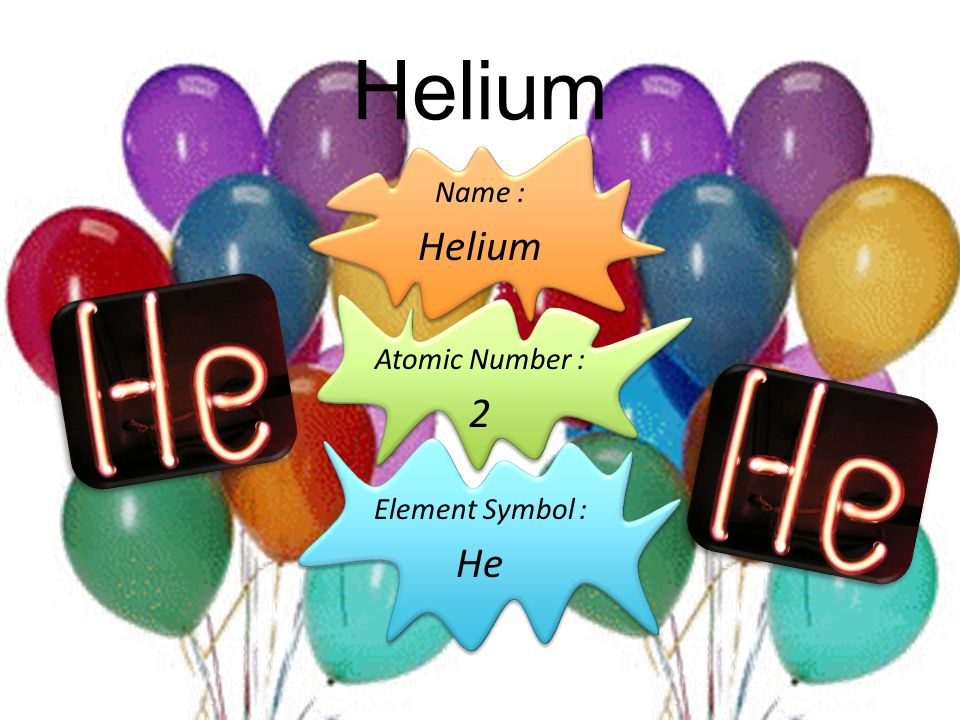 element name and symbol pdf