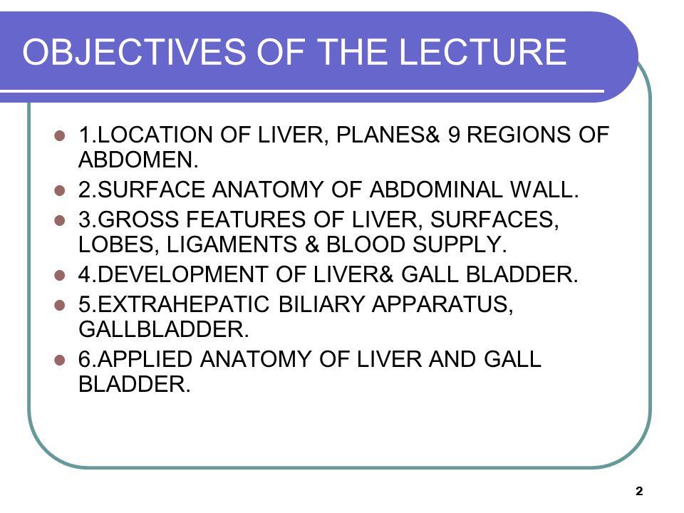 Perfect Surface Anatomy Of Liver Motif Anatomy Ideas Yunokifo
