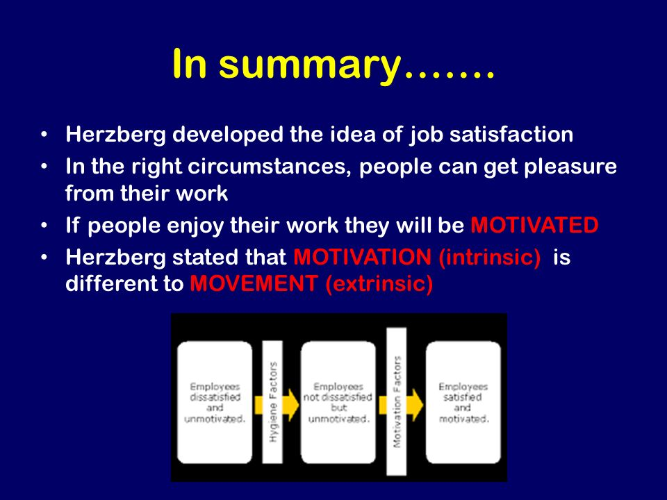 an overview of job satisfaction First, a historical overview of the development of job attitudes is introduced   although job satisfaction has been operationalized in many different ways (judge .