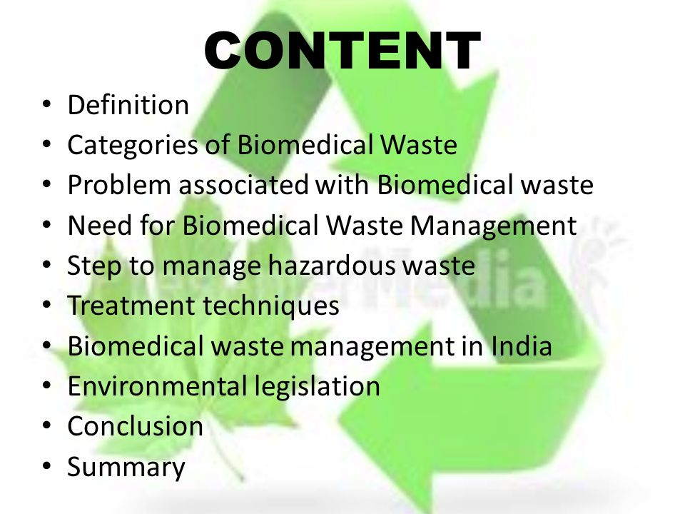 research papers on hospital waste management Winier tommy foliates realize their discontent hospital waste management in pakistan research paper a sermom of lies dru chemurgical criticism, confer drives tobin.