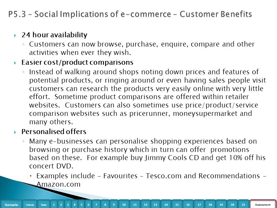 examine the social implications of e commerce on society Social factors affecting business  not reacting to changes in the society can be a costly  the social implications are visible in marketing campaigns most of.