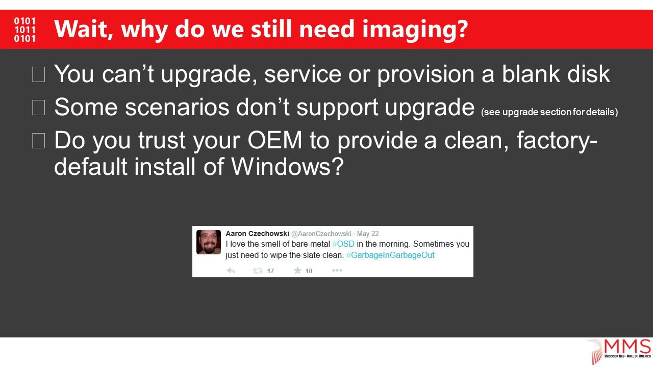 with configuration manager mdt and intune ppt