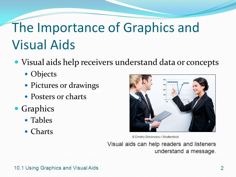 Chapter 10 Graphics And Visual Aids Ppt Video Online