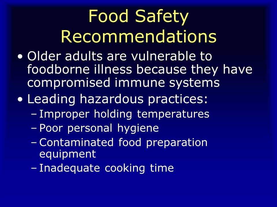 Chapter 18 Nutrition And Older Adults Ppt Video Online