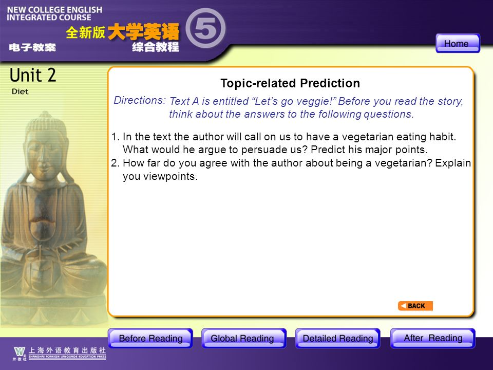 BR2- Topic-related Prediction