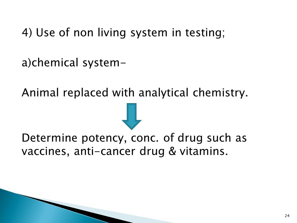 anti cancer drug screening in vitro essay Today a number of in vitro replacements are  it is now widely accepted by regulatory officials and toxicologists that screening for  animals in science / research.